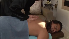 Rose took her clothes off to show us how she would like to suck a big dick