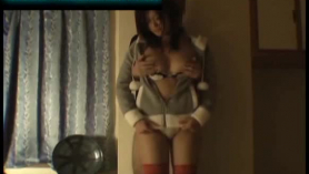 Young big breasted milf has anal sex