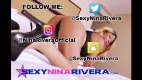 Nina Rivera Blowjob The Big Cock Escort