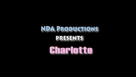 ¡Charlotte Pisos y CHANEL Preston Culo se apaga!