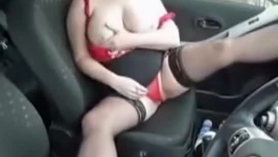Pretty blonde bitch and her horny girlfriend are having sex in her studio, all day long