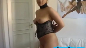 Hot milf chick with big bobs honey,htar takes a thick rod up her tight ass like a slut