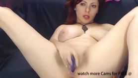 Charming amateur is getting to fuck one of her new clients and to cum in his bed