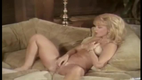 Censored blonde feels horny, so she is eating pussy and squeezing her pussy while getting fucked