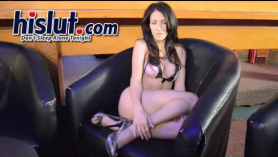 Two nice kat performs her best game with sex toys