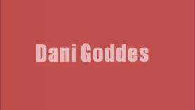 Dani daniels exposing her pussy