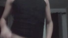 Ladyboy asiática caliente follada durante el casting