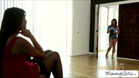 Mercedes Carrera la ventaja con juguetes BDSM