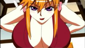 Slutty Japanese Diva es jodidamente un chico con su amiga, mientras que en una habitación de hotel