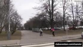 Adolescentes lesbianas en tacones altos